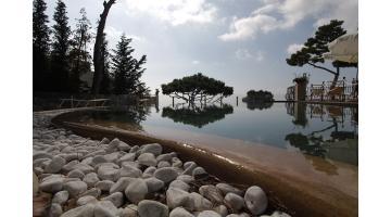 Realizzazione piscine esterne di design