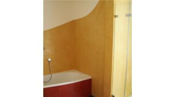 Superficie impermeabile per bagno