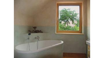 Superficie impermeabile per docce e vasche da bagno