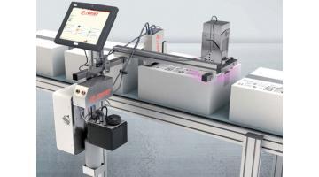 Stampanti inkjet per applicazione laterale e posteriore