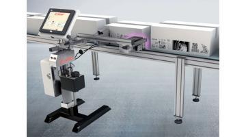 Stampanti inkjet per applicazione laterale