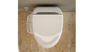 Toilet seats compatible