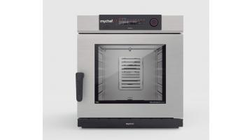 Multifunction oven with manual controls