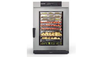 Multifunction oven for professional use