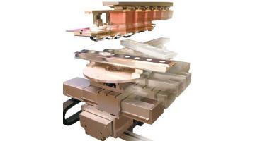 Macchine tampografiche elettriche per produzioni intermittenti