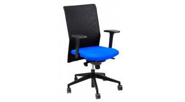 Sedie ergonomiche da ufficio fascia alta unisit for Sedia ufficio alta