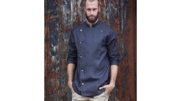 Giacca chef in jeans