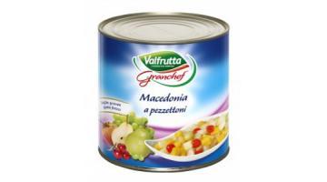 Macedonia sciroppata 3 kg