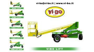 Carro raccoglifrutta fino a 7 metri Vibo Lift
