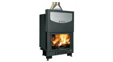 Fireplace stoves for home heating