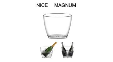 Secchielli per bottiglie