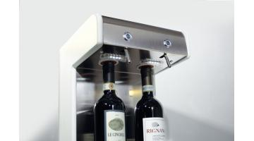 Dispenser vino 2 bottiglie