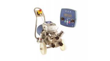 Self-priming variable speed electric pumps