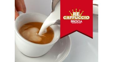 Latte per cappuccino