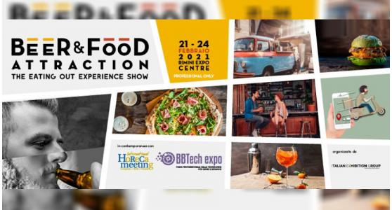 Beer&Food Attraction: contributi a fondo perduto per partecipare