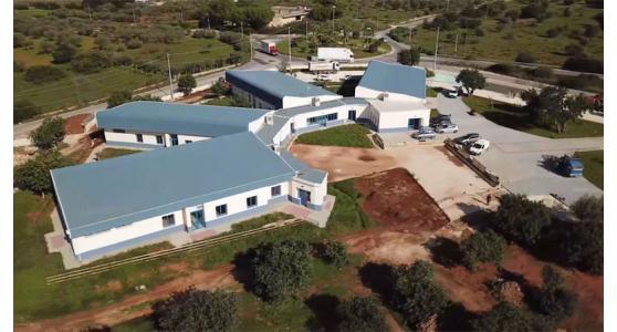 Il sistema costruttivo Isotex per il nuovo centro medico sociale Neuromotulesi di Vittoria