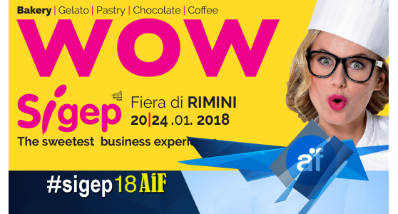 SIGEP 2018 from 20th to 24th January, Rimini Fiere