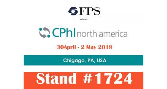 FPS al CPHI Nord America a Chicago