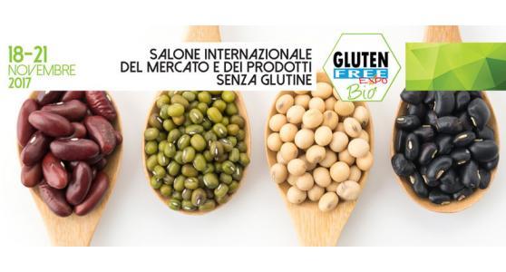 Gluten Free Expo 2017, Rimini Fiere