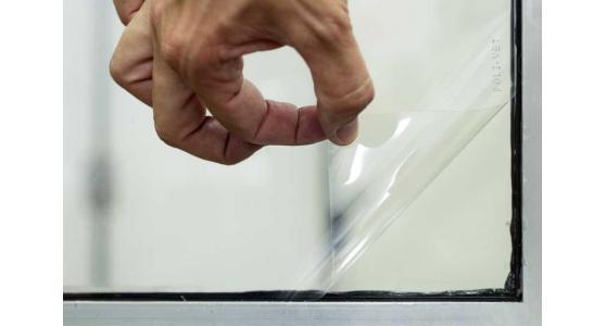 Rigenerazione superfici vetrate Pianeta Unisol