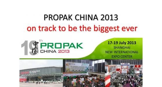 MBF&PE Bottling and Packaging (Guangzhou) Co., Ltd PARTICIPATES IN PROPAK CHINA in Shanghai, from July 17 to 19 - Hall 05 - stand D25