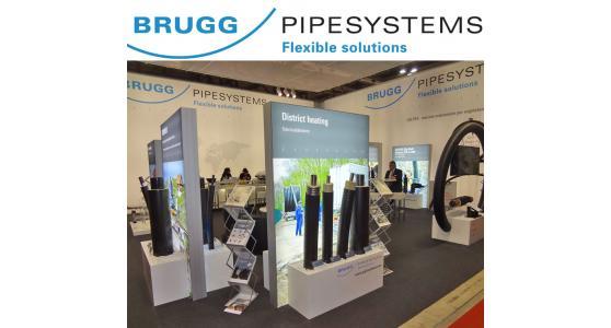 BRUGG Pipe Systems, gli appuntamenti fieristici dell'azienda