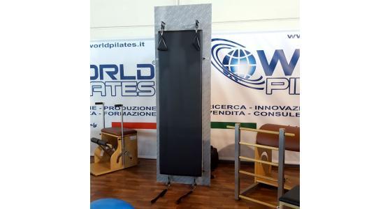 Attrezzo Pilates 4 punti di trazione a elastici WALLMAT WORLD PILATES