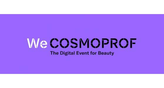 Scopri la seconda edizione di WeCosmoprof