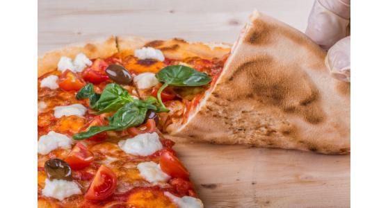 Base pizza senza glutine vegana 30 cm con teglia QUELLI DELLA PIZZA
