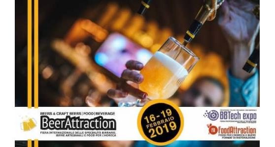 Beer Attraction 2019 grande successo di pubblico ed espositori