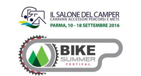 Bike Summer Festival alla Fiera di Parma dal 9 all'11 settembre