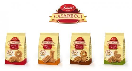 Progetto filiera BISCOTTO CASARECCIO SALTARI DECO INDUSTRIE