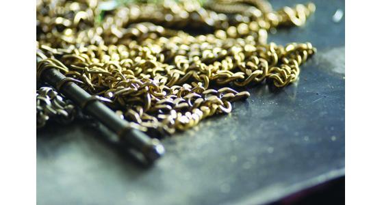 Catene ornamentali per la pelletteria CDC