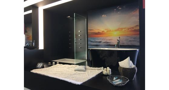 Cersaie 2016, not only ceramic and solutions for the bathroom but also green projects