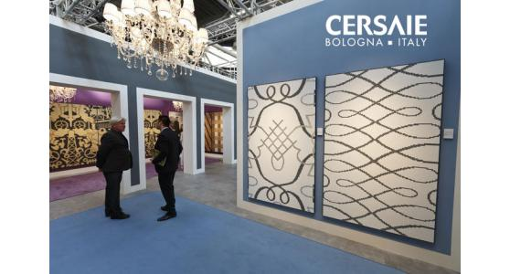 Cersaie 2017, the ceramic exhibition for architecture and furnishing