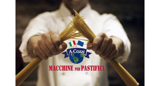 'Advanced training course for Aldo Cozzi pasta makers'