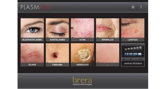 Dispositivi per riabilitazione e dermatologia professionale BRERA MEDICAL TECHNOLOGIES