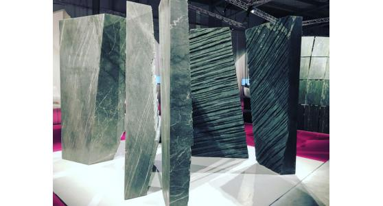 Marmomacc 2017 Fair, инновации в области обработки мрамора
