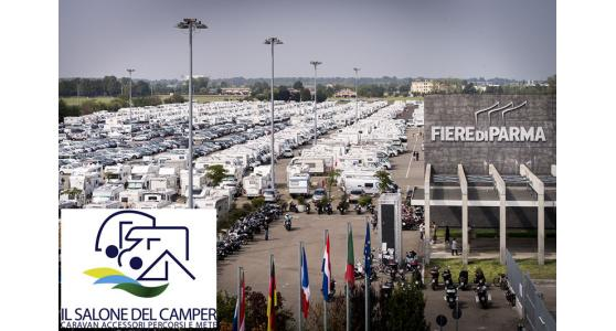 Salone del Camper 2017 - la fiera dedicata al viaggio on the road