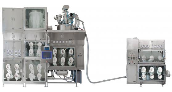 FPS ha consegnato un sistema integrato di contenimento per un impianto di Oncologia a Bangalore