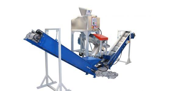 Frantumatore per riciclo materiali lapidei serie 250-80 TECNOPORRO