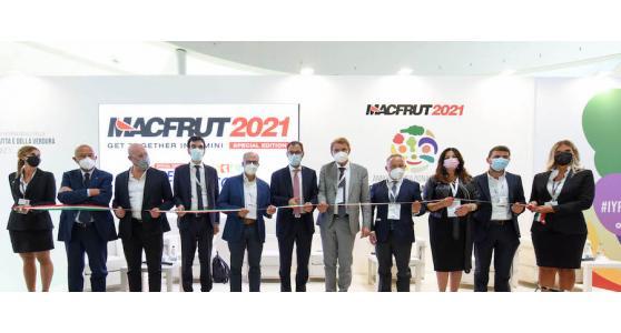 Macfrut 2021, il successo di un grande gioco di squadra