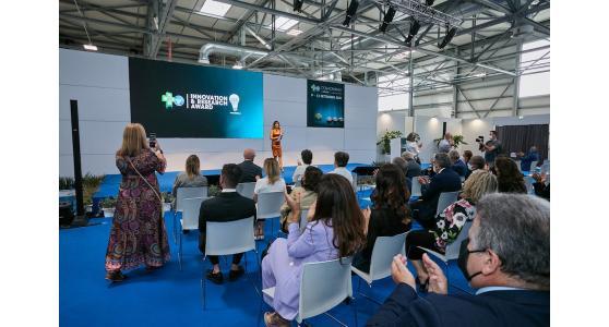 Innovation&Research Award: i premiati a COSMOFARMA ReAzione 2021