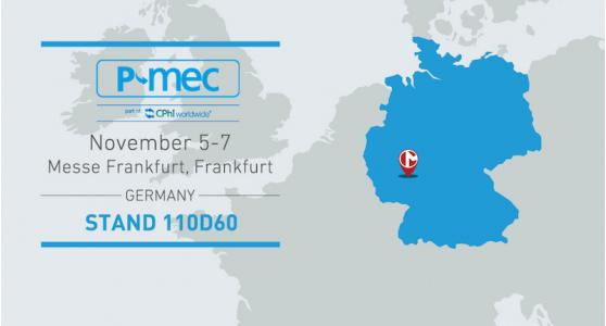 P-MEC EUROPE THE MARCHESINI GROUP TO SHOW CMP PHAR.MA INSPECTION TECHNOLOGY