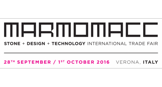 Marmomacc 2016, технология и автоматизация для обработки камня