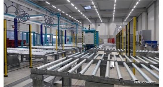 LPR apre un nuovo centro servizi a Contrexéville