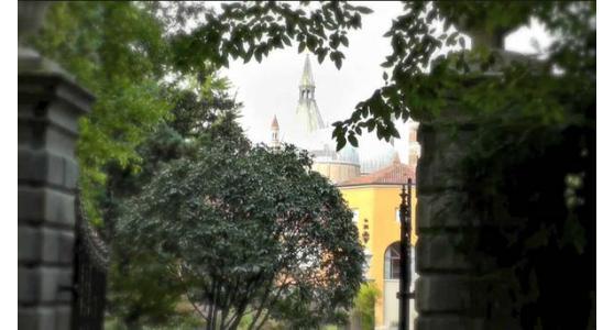 Tecnologia Idrotech nell'Orto Botanico di Padova