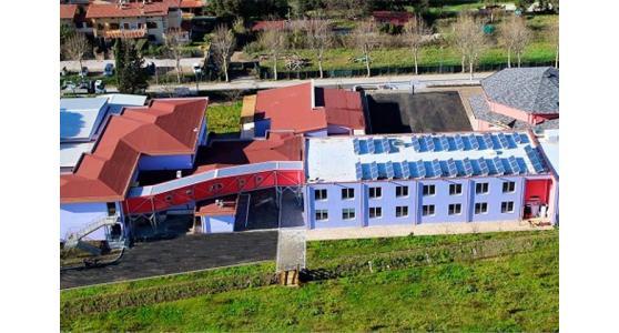 Il sistema costruttivo Isotex per il nuovo polo scolastico a Massarosa