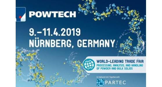 FPS al POWTECH 2019 di Norimberga