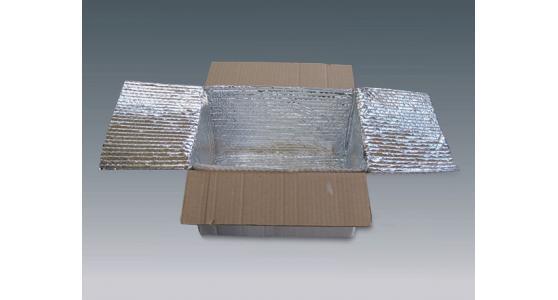 Contenitore isotermico batentato per alimenti e prodotti deperibili - EREDI CAIMI